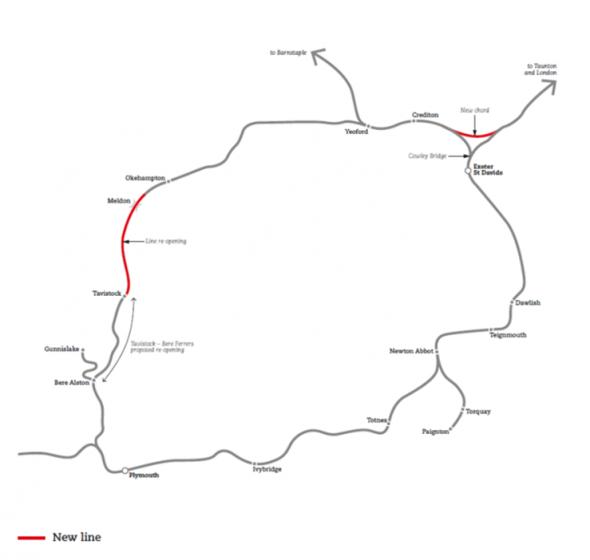 Re-opening Tavistock-Okehampton: why, when and how