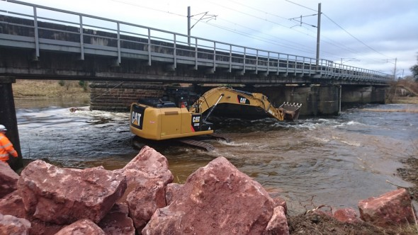 Repair Lemington Viaduct
